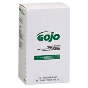 Gojo 7265 MULTI GREEN Hand Cleaner Refill 2000 mL Citrus Scent Green 4 Per Carton