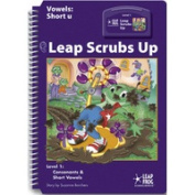 Leap Frog 90571 Tag InterACTIVE Decodable Level 1 Book Leap Scrubs Up