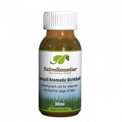 Native Remedies TAB001 Tranquil Aromatic BirthBath for First Stage of Labour - 30ml