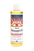 Heritage Store 0163097 Sweet Almond Oil - 240ml