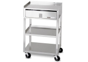Chattanooga 4018 Model MB-TD - Mobile Stand 2 Shelves with Drawer