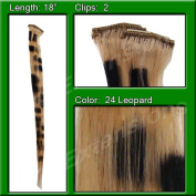 Brybelly Holdings PRHL-2-24L Blonde Leopard Highlight Streak Pack