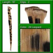 Brybelly Holdings PRHL-2-24L Blonde Leopard Highlight Streak Pack