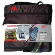 LifeLine First Aid Product 4014AAA AAA All-Purpose Travel Blanket
