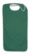 Mabis 532-6029-7100 Mealtime Protector - Fancy Green