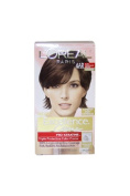 Loreal U-HC-3511 Excellence Creme Pro - Keratine No. 4AR Dark Chocolate Brown - Warmer - 1 Application - Hair Colour