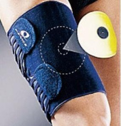 M-Brace 80R 80M Thigh Wrap - Blue - Size Regular