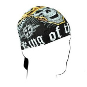 ZANheadgear King of the Road Lethal Threat Road Hog Bandanna