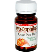 Kyo*Dophilus 0313973 Kyolic Kyo-Dophilus One Per Day - 30 Capsules