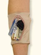 En Route Travelware 63 Hidden Arm Wallet Tan