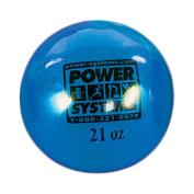 Power Systems 26021 620ml - Power Throw-Ball Baseball Medicine Ball - Blue