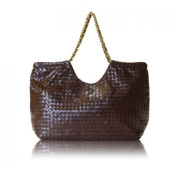 zen3 800 ww Wisdom Woven Brown Bag