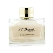 S. T. Dupont 14833567606 58 Avenue Montaigne Eau De Parfum Spray - 90ml-3oz