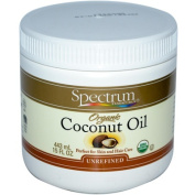 Spectrum Essentials Organic Coconut Oil Unrefined 443 ml