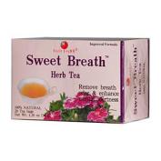 Health King Medicinal Teas 0417535 Sweet Breath Herb Tea - 20 Tea Bags