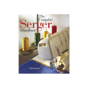 Sterling Publishing 323642 Sterling Publishing-The Complete Serger Handbook