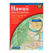 Delorme 240011 Hawaii Atlas and Gazetteer