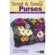 Leisure Arts 325549 Leisure Arts-Small& Sassy Purses