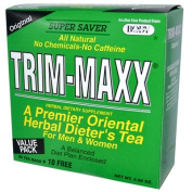 Body Breakthrough 0660316 Trim Maxx Herbal Dieters Tea - 70 Tea Bags