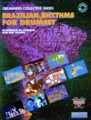 Alfred 00-MMBK0009CD Brazilian Rhythms for Drumset - Music Book