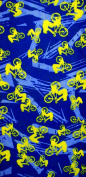 O3 O3MFHK049 O3 Kids Rag Tops Convertible Headwear - Bikes