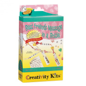 Creativity for Kids 202280 Best Friends Message in a Bottle Necklace Activity