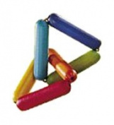 Haba USA 1291 Triangle Clutching Toy - Pack of 4