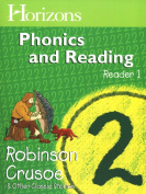 Alpha Omega Publications JPR021 Student Reader 1 Robinson Crusoe