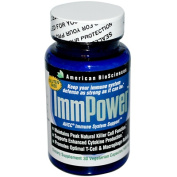 American Bio-Science 0988337 ImmPower AHCC - 500 mg - 30 Capsules