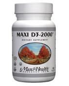 Maxi Health Kosher Vitamins 0134932 Maxi D3-2000 - 2000 IU - 90 Tablets