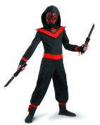 Disguise Neon Ninja Child Costume 10 - 12