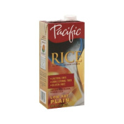 Pacifc Natural Foods 12455 Plain Low Fat Rice Drink