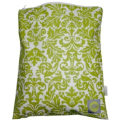Itzy Ritzy Wet Happened Zippered Wet Bag Social Circle