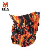 Balboa T223 Motley Tube 100 Percent Polyester Classic Flames