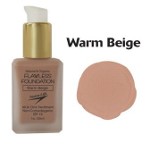 Nutra-Lift 676896000754 Warm BeigeFlawless Foundation