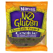 Nanas Cookies 32646 Chocolate Crunch Cookie Gluten Free