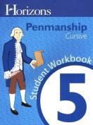 Alpha Omega Publications JSP515 Penmanship 5 Set