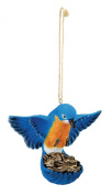 Red Carpet Studios - 45203 - Flying Bird Birdfeeder - Bluebird
