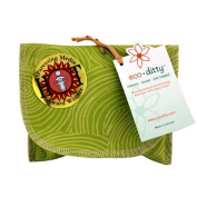 Eco Ditty Snack Bag, Let it Grow Green