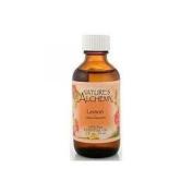 Natures Alchemy 0414235 100 Percent Pure Essential Oil Lemon - 2 fl oz