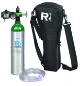 Responsive Respiratory Respond O2 Kit- conserver, cannula, M6 cylinder, case& wrench - 140-0505