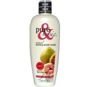 Pure And Basic Body Wash Fresh Fig 350ml
