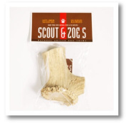 Scout & Zoes 5511 Jumbo Natural Antler Dog Chew