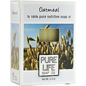 Pure Life Soap 0427922 Soap Oatmeal - 4.4 oz