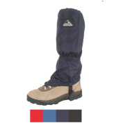 Liberty Mountain 518723 Nylon Gaiter - Navy