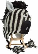 Nirvanna Designs CH Zebra K Zebra Hat - Kids