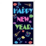 Beistle 80110 Happy New Year Door Cover