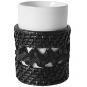 Elegant Home Fashions 90301 Sebrina Tumbler - Dark Espresso