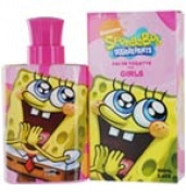Spongebob Squarepants By Nickelodeon Spongebob Edt Spray 100ml