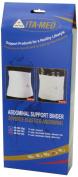 ITA-MED Breathable Elastic Abdominal Binder for Men (9 Wide) - X-Large